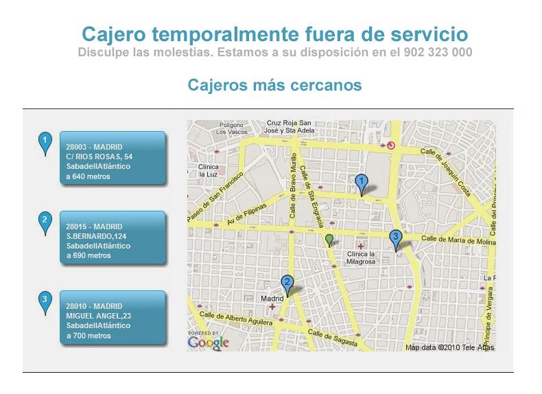 Cajero_googlemaps