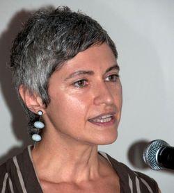 Gemma Gorga, ganadora del Premio Jordi Domènech