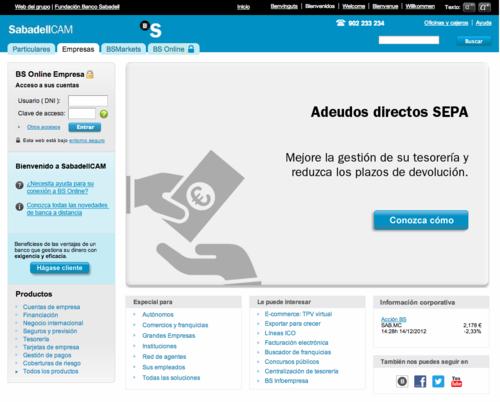 BS Online Empresa