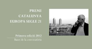 Premi Catalunya Europa