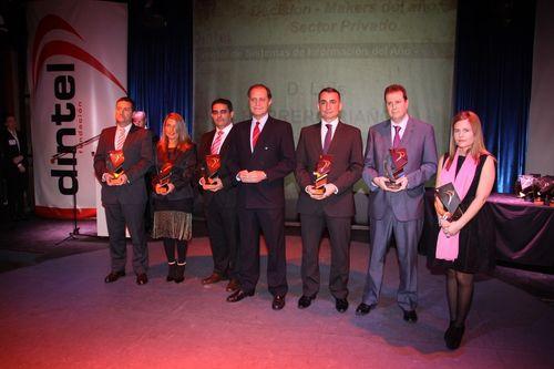 Premiados Dintel 2013