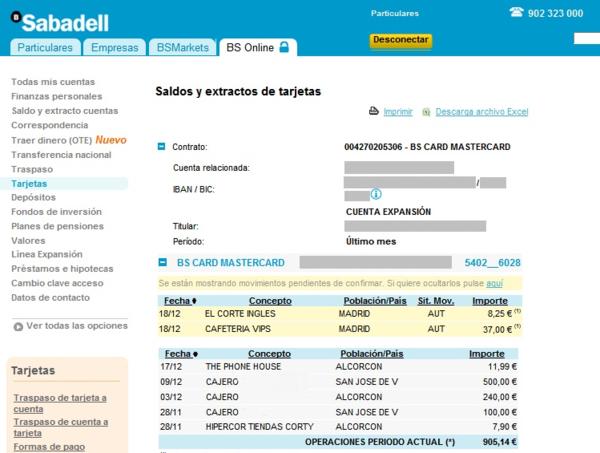 Credito directivo sabadell empresas prestamos ico ing direct for Oficina 5515 banco sabadell