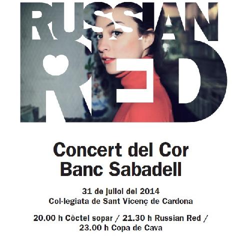Concert del Cor Banc Sabadell