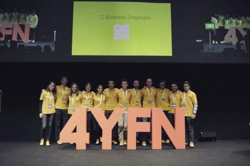 Presentación en 4YFN