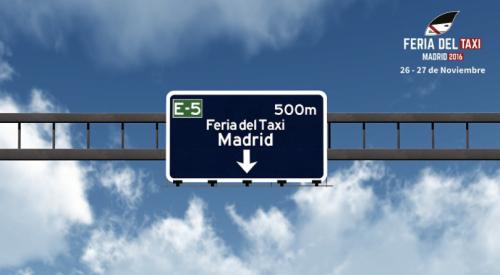 Feria del taxi Madrid 2016