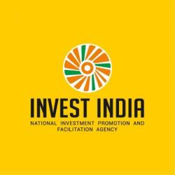 Logo Invest India