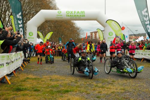 Trailwalker Sabadell  Intermon Oxfam