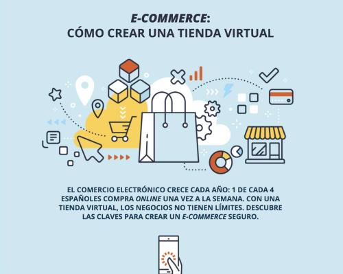 Con SabadellCampus te ayudamos a crear tu tienda online, ¡Bienvenido al e-Commerce!