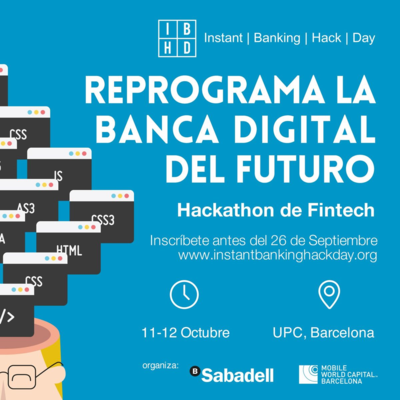 Instant Banking Hack Day