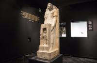 Exposicion osiris dios egipto