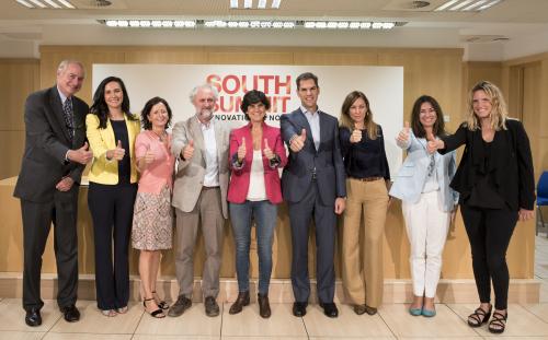 Presentación South Summit 2016 en el Ayuntamiento (3)
