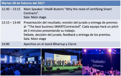 Banco sabadell trae a vitalik buterin a la blockchain for Oficina endesa sabadell