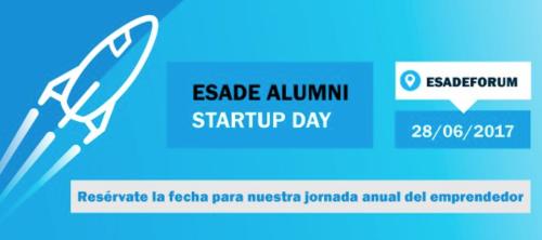 BStartup en la jornada anual del emprendedor ESADE Alumni #StartupDay