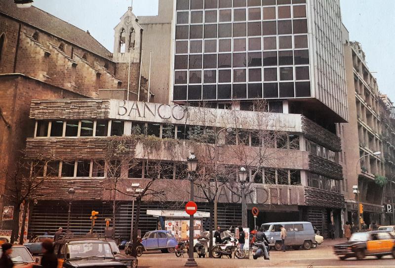Façana OP BCN 1970