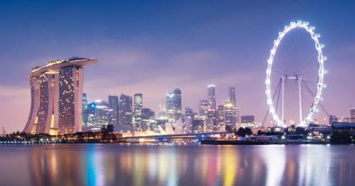 Foto Singapur