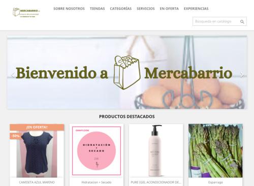 Mercabarrio Teruel TPV Banco Sabadell
