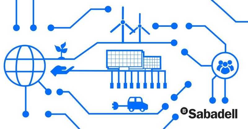 Sabadell sostenibilidad logo