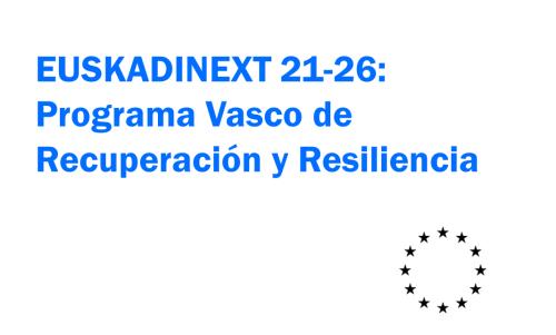EUSKADINEXT 21-26  el Programa Vasco de Recuperación y Resiliencia-Banco-Sabadell