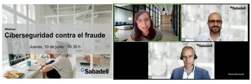 webinar ciberseguridad contra el fraude