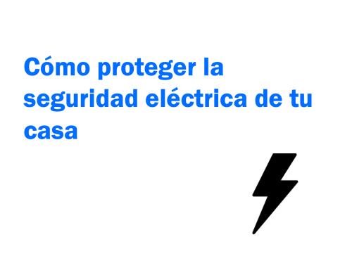 Seguridadelectrica