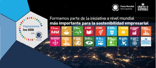 Apoyamos los ODS