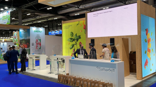 Banco Sabadell Fruit Attraction 2021