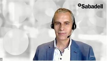 Carlos Manzano, Prevención del Fraude Banco Sabadell